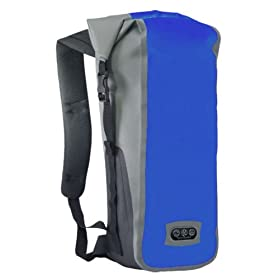 Pacific Outdoor Equipment Lunch Bag  20 Liter Roll Top Backpack