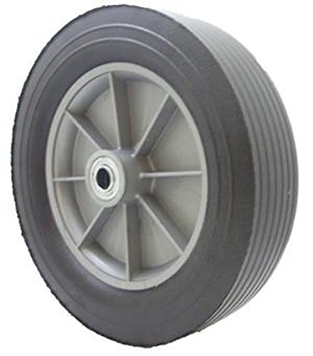 12″ Semi Pneumatic Wheel for Rubbermaid® Tilt Trucks, 3/4″ Ball Bearings