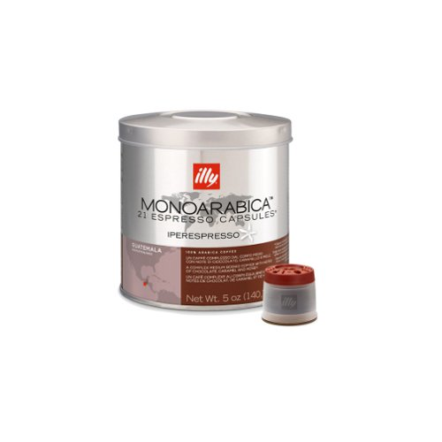 Illy Monoarabica Guatemala Capsules (Pack of 6)