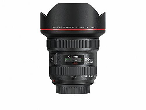 Canon - Ef 11-24mm F/4l Usm Wide Angle Zoom Lens - Black