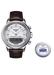 Tissot T0834201601110 T-Touch Classic Special Edition MSG Quartz with Brown Leather Strap