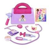 Disney Doc McStuffins ドックはおもちゃドクター Doctor's Bag Playset 並行輸入品