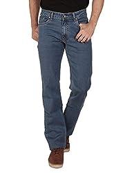 Dare's Men's Stretchable Slim Fit Denim-30