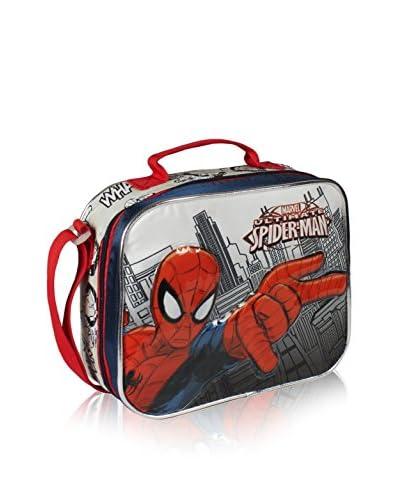 Spiderman Bolsa porta alimentos Rojo