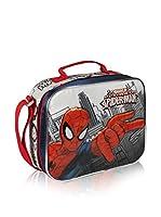 Spiderman Bolsa porta alimentos (Rojo)