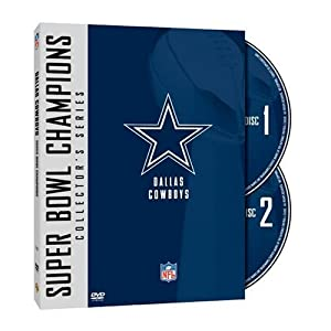 Collection - Dallas Cowboys: Troy Aikman, Emmitt Smith: Movies & TV