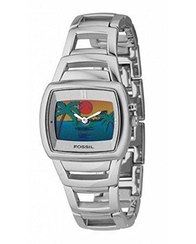 Fossil BG2045 acero Reloj para mujer