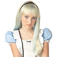 Child's Blonde Alice Wig from California Costumes