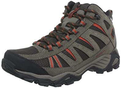 Buy Columbia Mens North Plains Mid Wateproof Hiking Boot by Columbia