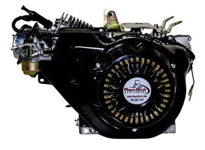 460cc Racing Go Kart Engine - 25 Hp - Recoil Start (Cheap Go Cart Motor compare prices)