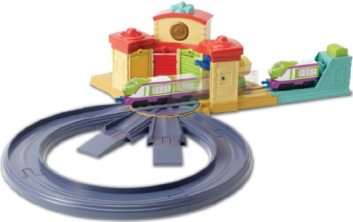 Plarail Chuggington Koko & Garage Set