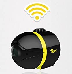 World Smallest IP/Wifi camera Ai-ball 2 in 1 (with Power supply Cradle and Camera)