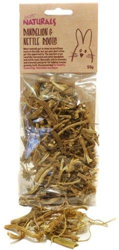 (Boredom Breaker) Naturals Dandelion & Nettle Roots (50G)