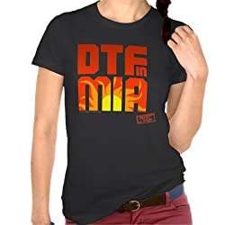 Jersey Shore: DTF in MIA Tee - Girls