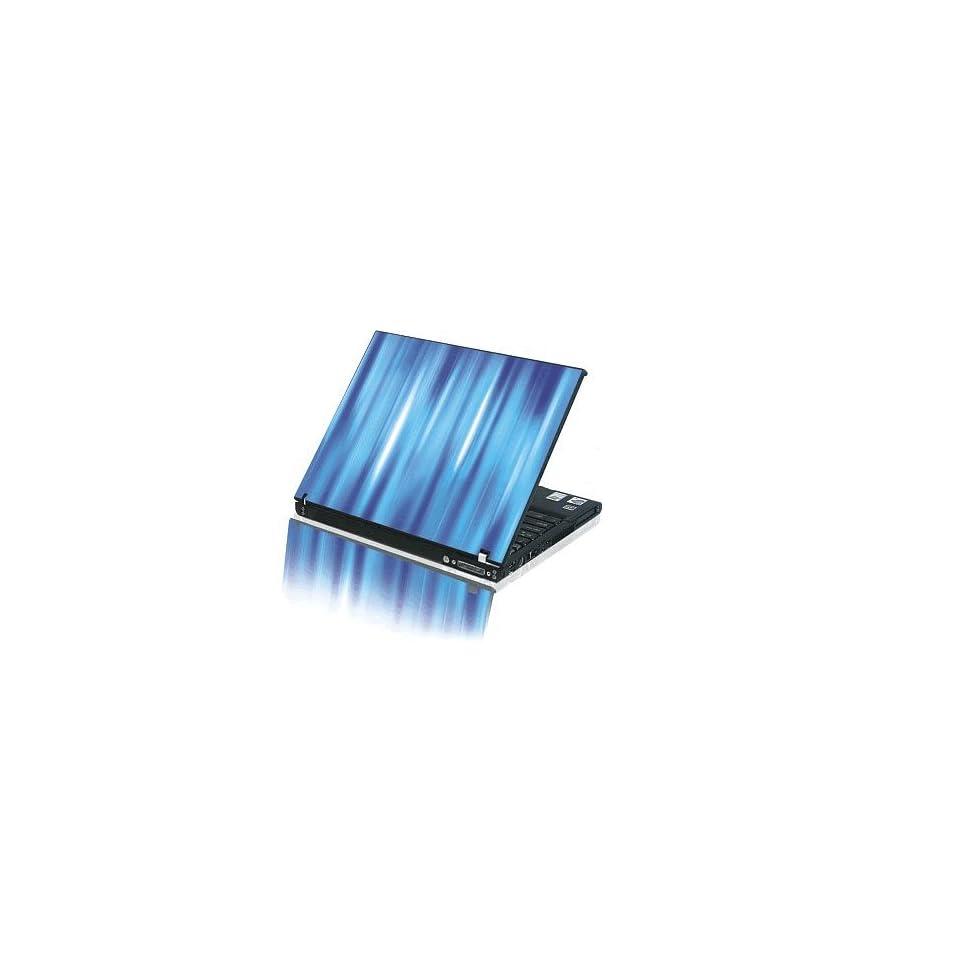 15.4 Laptop Notebook Skins Sticker Cover H668 Blue Skin