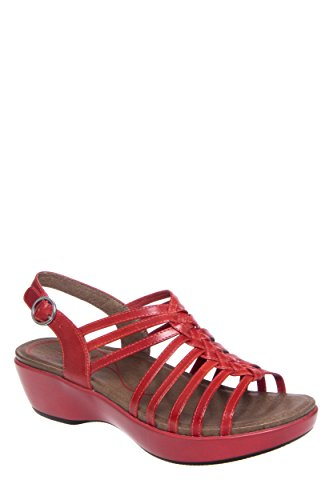 Dansko Dana Low Wedge Slip On Sandal
