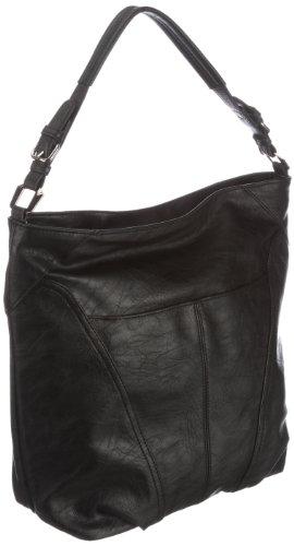 Esprit Women's B15023 Bucket Bag Black