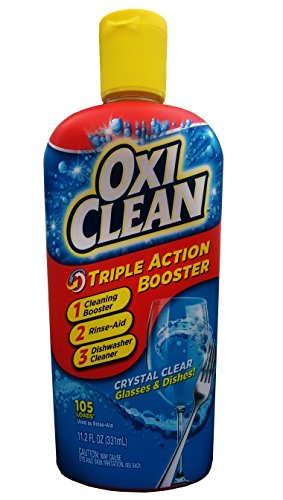 Oxiclean Dishwashing Booster 11.2 oz (Dishwasher Booster compare prices)