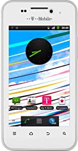 T-Mobile Vivacity Android smartphone on pay as you go