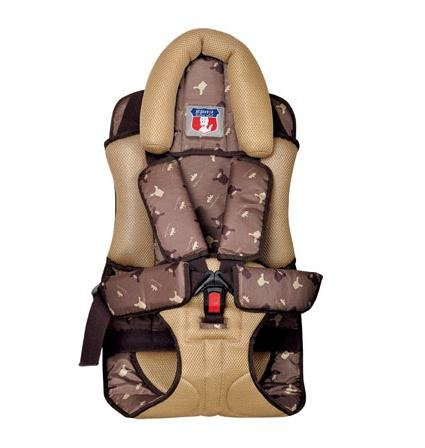 Most Comfortable and Popular Famous Baby Car Seat with One Pull Adjustment Function