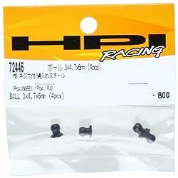 HPI 72446 Ball 3 x 4.7 x 6mm (4)