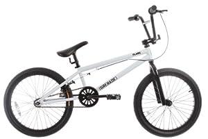 Grenade Flare Mens BMX Bike White 20 by Grenade