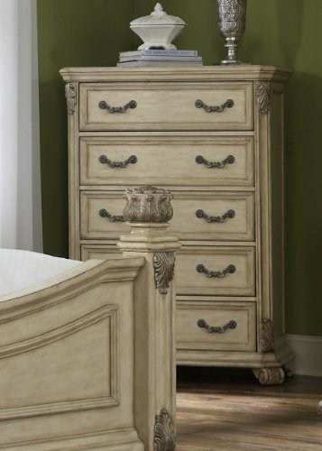Messina Estates Ii 5 Drawer Chest front-987869