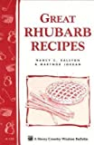 img - for BY Ralston, Nancy C ( Author ) [{ Great Rhubarb Recipes (Storey Country Wisdom Bulletin #123) By Ralston, Nancy C ( Author ) Jan - 01- 1991 ( Paperback ) } ] book / textbook / text book