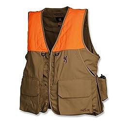 Browning Bird\'n Lite Strap Vest, Khaki, Medium/Large