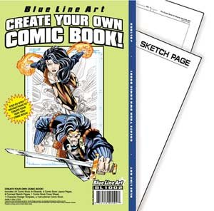 Create Your Own Comic Book! (Comic Book Making compare prices)