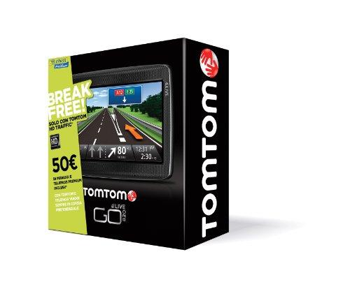 TomTom GO 820 LIVE Telepass Promo
