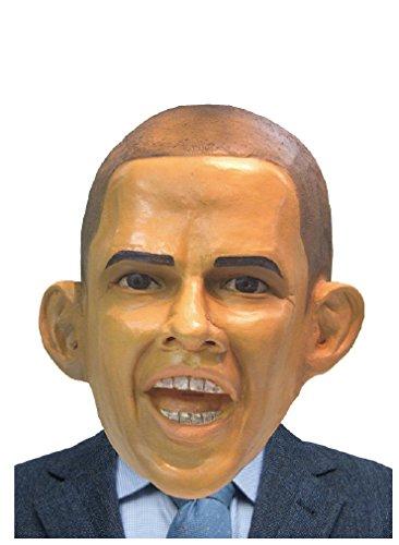ラバーマスク M2 Mr.オバマ