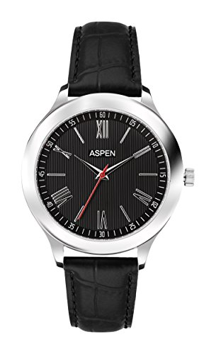 Aspen Aspen Workwear Analog Black Dial Men's Watch - AM0045