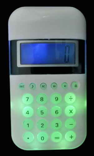 Light Up Led Calculator