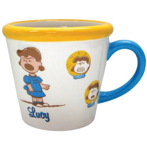 Lucy Thru The Years Coffee Mug