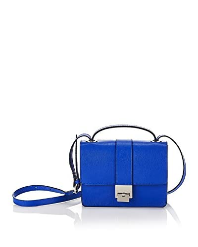 KESHIA Borsa A Tracolla Jimmy-2489-Bluette Blu