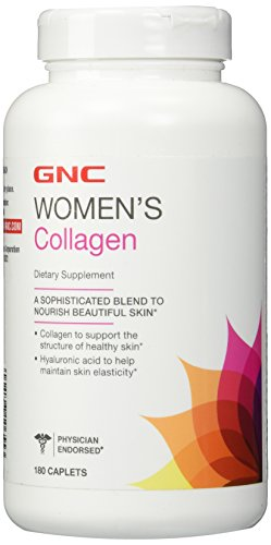 GNC Women's Collagen 180 Caplets