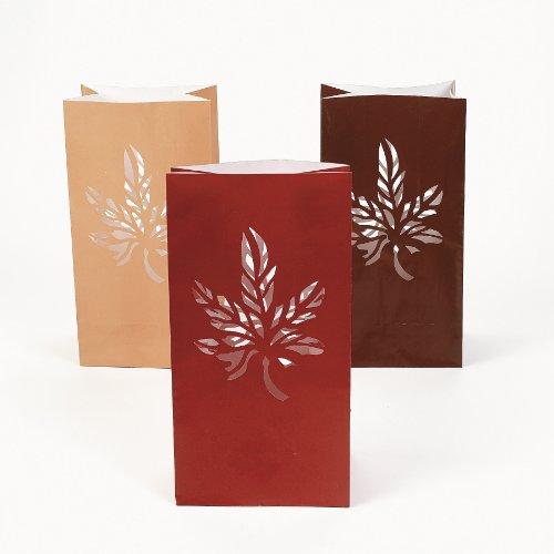 Fall Luminary Bags (1 Dz)