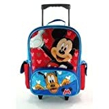 16 Mickey Mouse Rolling Backpack