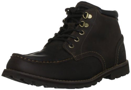 Timberland Men's Earthkeepers Moc Toe Chukka Brown Lace Up 5522R 8 UK