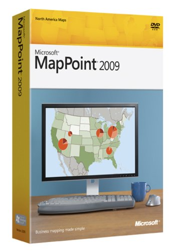 Microsoft Mappoint 2009 [Old Version]