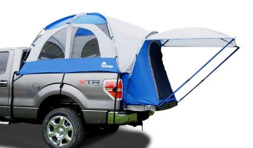 Sportz Truck Tent Blue/Grey (Full Size Short 6.5-Feet Box) (Napier Truck Tent compare prices)