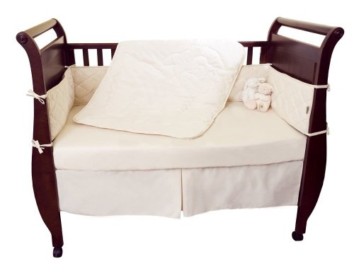Natura Classic 3 Piece Crib Set - 1