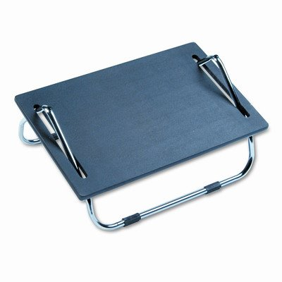"Safco Home Office Ergo-Comfort Footrest, 8""H Pack Of 4"