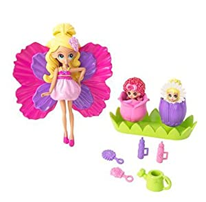 Amazon.com: Barbie Thumbelina Mini Doll Playset: Toys & Games