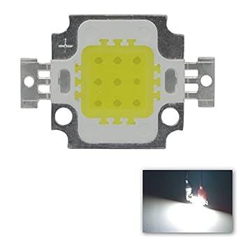 LOHAS® 10W LED Chip Cool White Bulb High Power Energy Saving Lamp Chip