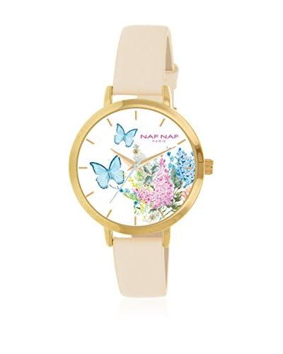 Naf Naf Reloj de cuarzo Woman Naf Naf Bc Rd Theme Estival 38 mm