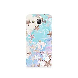 TAZindia Printed Hard Back Case Mobile Cover For Samsung Galaxy E5