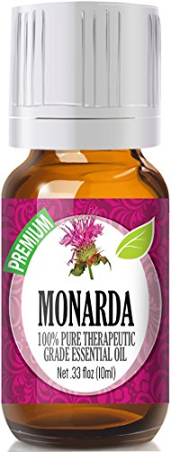 Monarda 100% Pure, Best Therapeutic Grade Essential Oil - 10ml
