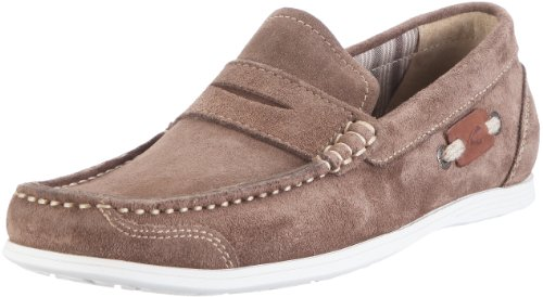 Camel Active Men's Dapper Taupe Slip On 318.12.02 8 UK, 42 EU, 8.5 US